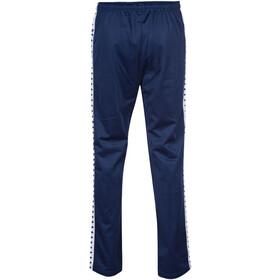 arena Straight Team Pantalones Mujer, azul/blanco